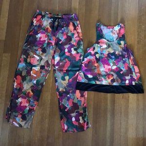 Josie by Natori Pajama Set Extra Small